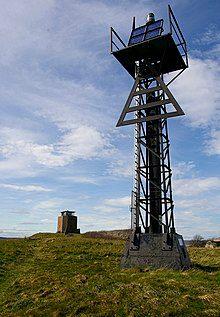 Heugh Hill Lighthouse, Holy Island - geograph.org.uk - 409658.jpg