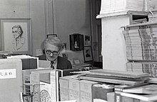 Joseph Needham in Cambridge 1965 03.jpg