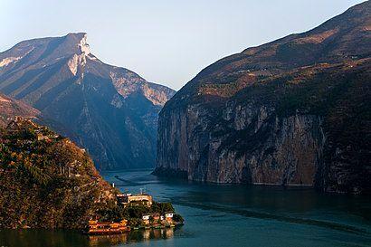 Qutang Gorge on Changjiang.jpg