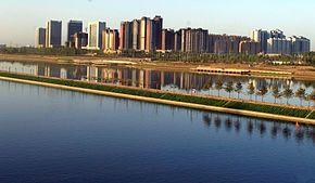 临汾滨河新城,10月2010.jpg
