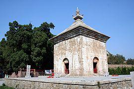 Four gates pagoda shandong 2006 09.jpg