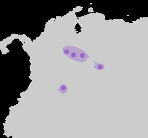 Guahiban languages.png