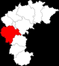 清州市的位置