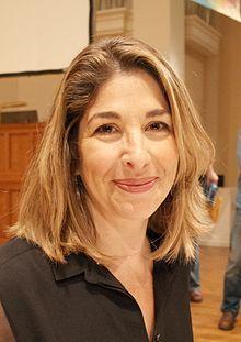Naomi Klein at Berkeley, California, in 2014 (cropped).jpg