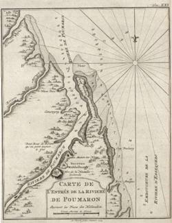 The Pomeroon colony