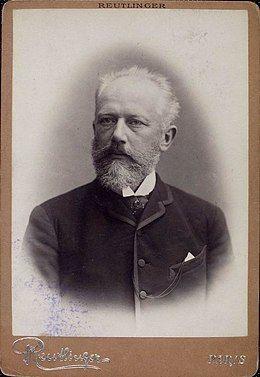 Pyotr Ilyich Tchaikovsky, c.1888[a 1]