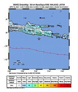 2021-04-10 Malang Earthquake Shakemap.jpg