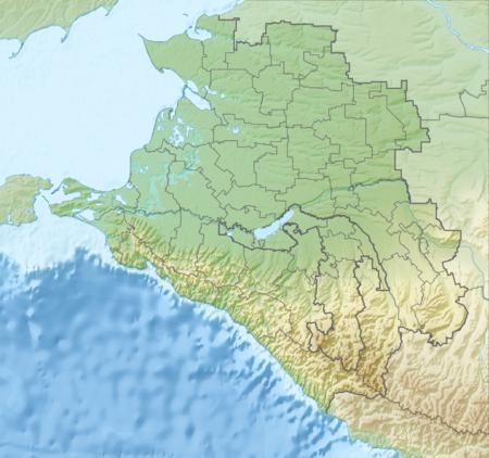 Circassians is located in Krasnodar Krai