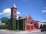 Michigan Firehouse Museum