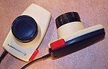 Commodore analog paddles