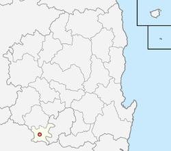 Map Goryeong-gun.png