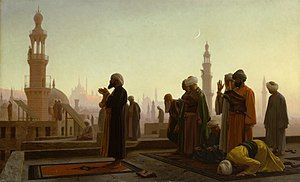 Prayer in Cairo 1865.jpg