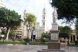 皮乌拉阿尔玛斯广场