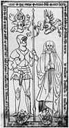 Tekening van het grafmonument voor Johann van Nassau-Wiesbaden en Maria van Nassau-Breda.jpg
