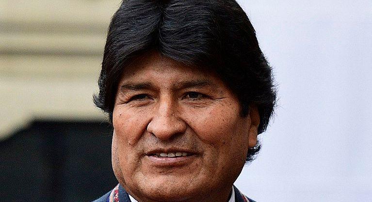 Ministerio de Relaciones Exteriores from Perú [CC BY-SA (https://creativecommons.org/licenses/by-sa/2.0)] | Bildquelle: https://en.wikipedia.org/wiki/Evo_Morales © Ministerio de Relaciones Exteriores from Perú | Bilder sind in der Regel urheberrechtlich geschützt
