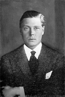 portrait photograph of Edward, Prince of Wales, in his late twenties