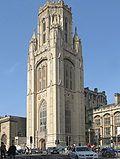 Wills Memorial Building, University of Bristol