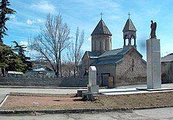 格鲁吉亚-奥塞梯冲突受害者纪念碑