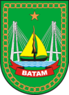 Coat of arms of Batam