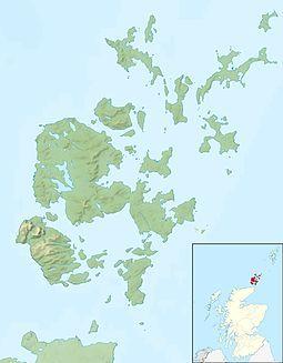 Orkney Islands UK relief location map.jpg