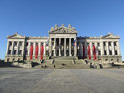 2016 Fachada del Palacio Legislativo de Montevideo.jpg