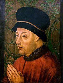 Anoniem - Koning Johan I van Portugal (1450-1500) - Lissabon Museu Nacional de Arte Antiga 19-10-2010 16-12-61.jpg
