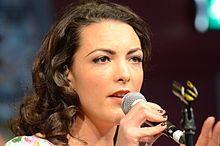 Caro Emerald singing