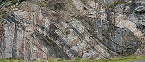 Lewisian Gneiss - Rhiconich, Scotland