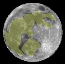 月兔捣药或捣麻糬的形象