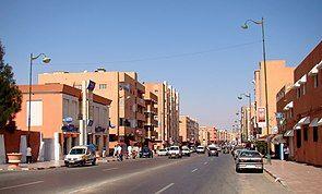 Street view from Laayoune 2011.jpg