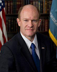 Chris Coons, official portrait, 112th Congress.jpg
