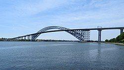 The Bayonne Bridge In 2021