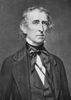 约翰·泰勒,第十任美国总统。