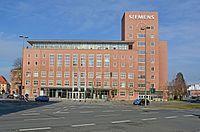 """Siemens-Verwaltung in Erlangen 2014 """"Himbeerpalast"""".JPG"""