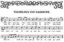 Wilhelmus bladmuziek.jpg