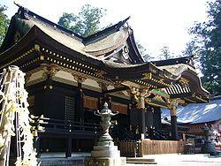 香取神宫拜殿