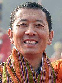 Prime Minister of Bhutan Dr. Lotay Tshering on December 28, 2018 (cropped).jpg