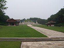Tomb of Wang Geon - Kaesong07.jpg