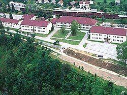 Bohinjska Bela Barracks