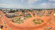 City centre, Bangui