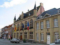 Comines-Warneton town hall