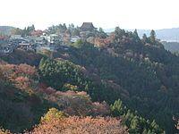 Kouyou of Yoshinoyama.JPG
