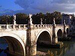 Ponte Sant'Angelo in Rome