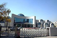 Xinjiang museum urumqi 2006.jpg