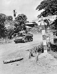 IND 004652 Stuart tank advancing on Rangoon.jpg