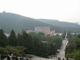 Jinan Martyr Cemetery 2008-10.jpg