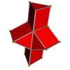 三角三角柱体柱