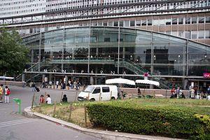 巴黎蒙帕纳斯站主站房