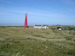 斯希蒙尼克岛的灯塔