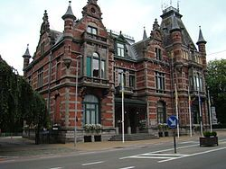 Wevelgem town hall